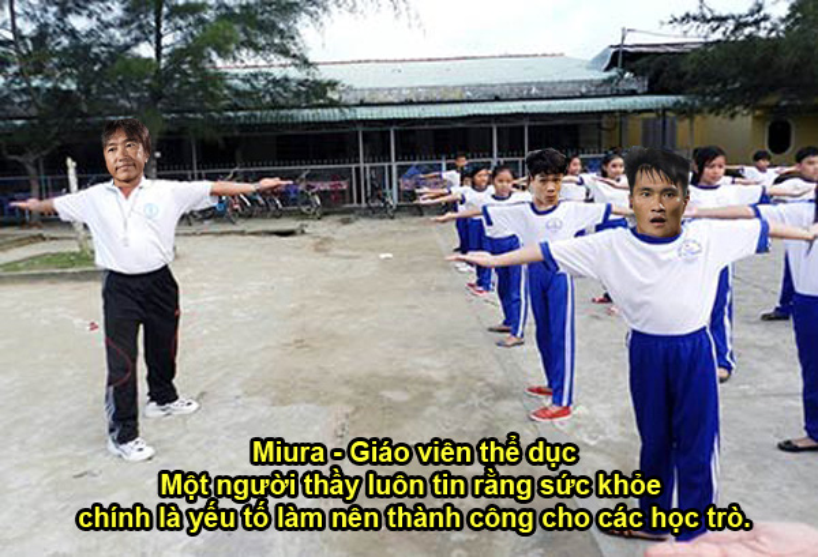 Dưới thời HLV người Nhật, các cầu thủ Việt Nam luôn phải rèn thể lực rất nhiều. Với ông Miura, thể lực là yếu tố cực kỳ quan trọng làm nên chiến thắng.