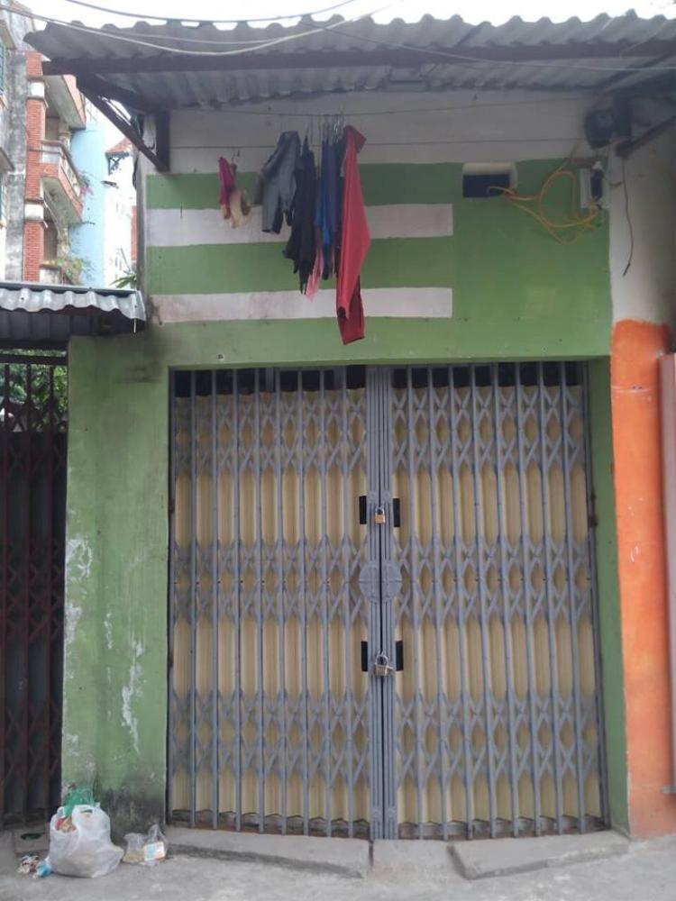 Tiệm Spa ở phường Tương Mai, Hà Nội đã đóng cửa, gỡ hết biển hiệu.
