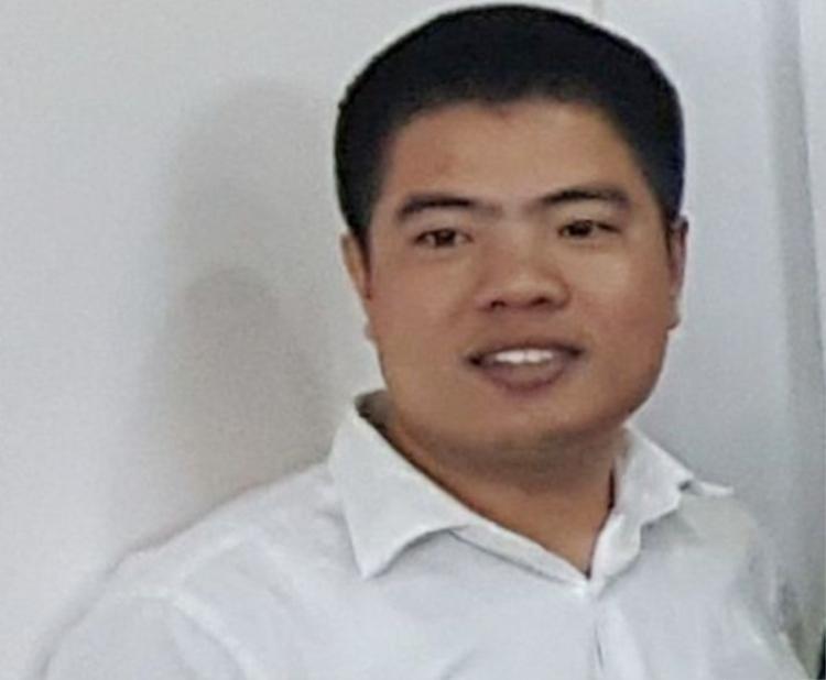 Anh Lê Hồng Quân.