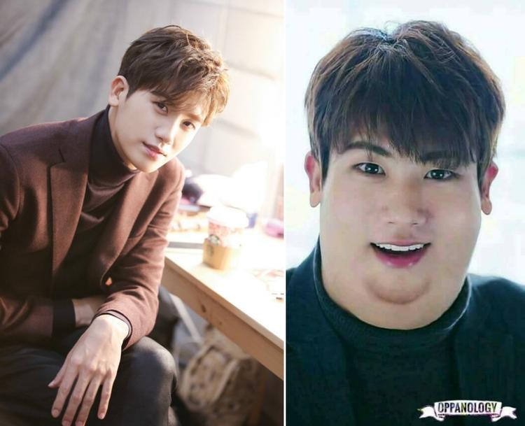 Các fan có còn nhận ra Park Hyung Sik?