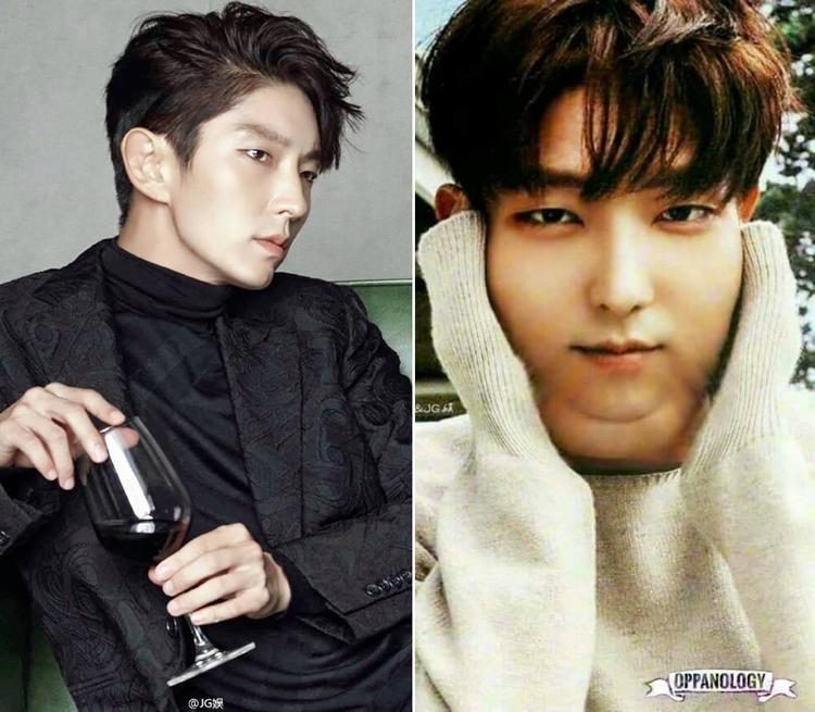 """""""Tứ hoàng tử"""" Lee Jun Ki phiên bản cằm nọng dễ thương cũng khá thuyết phục."""