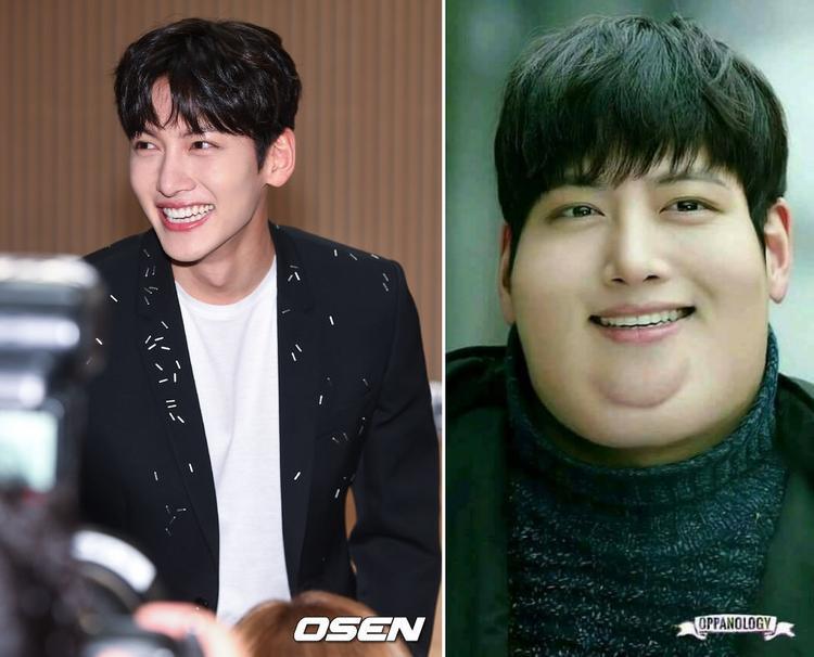 """Nụ cười """"ám ảnh"""" của Ji Chang Wook """"hai cằm"""" khiến fan không thể nhịn cười."""
