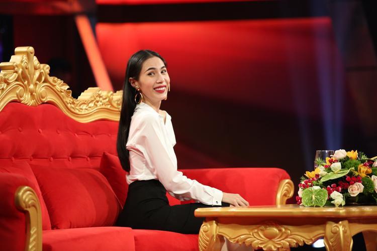 Thuỷ Tiên tiếp tục có những chia sẻ về Công Vinh trong buổi trò chuyện cùng Trấn Thành.