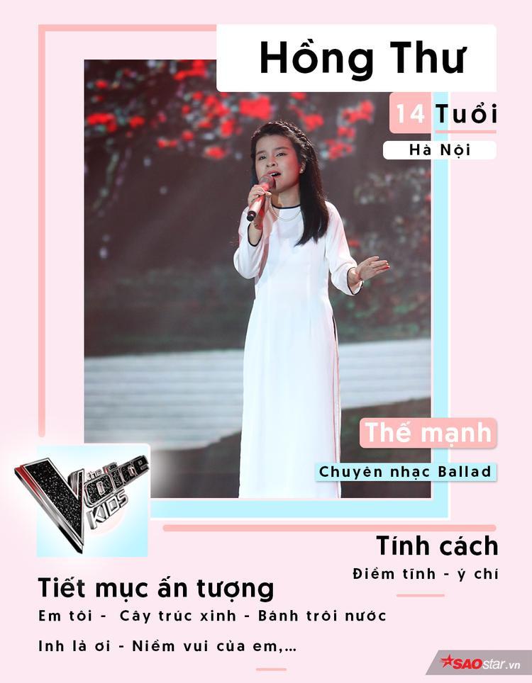 Định vị 6 gương mặt xuất sắc tranh tài ở Chung kết Giọng hát Việt nhí 2017