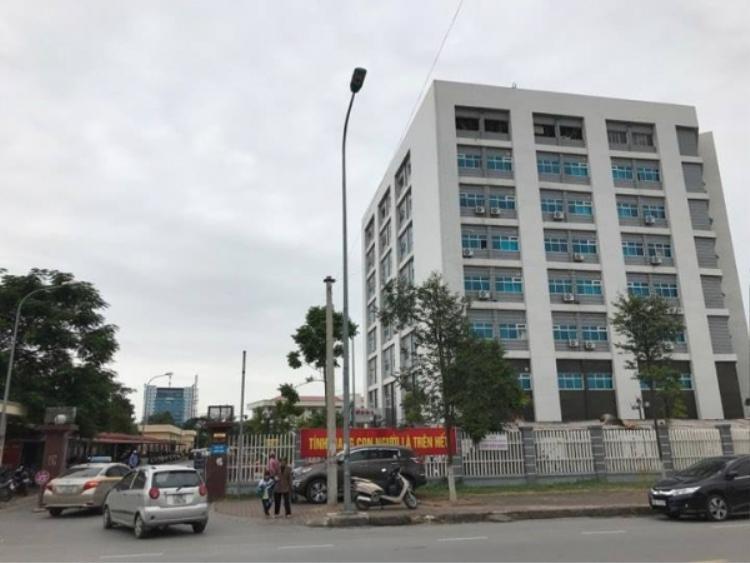 Bệnh viện Sản Nhi Bắc Ninh.