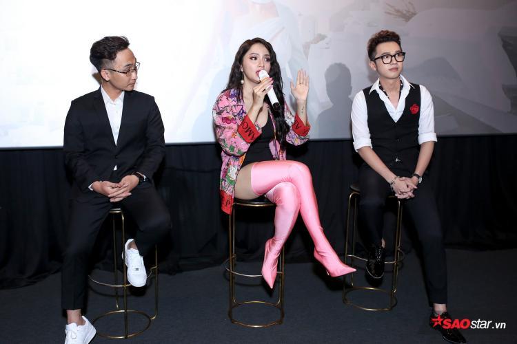 Hương Giang Idol: Tôi nghĩ rằng mình hát hay hơn Chi Pu