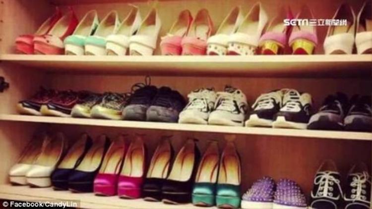 Lin dùng số tiền chiếm đoạt từ người khác để mua ô tô, quần áo, giày dép đắt tiền.
