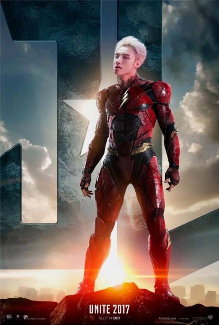 """Nếu The Flash là Sơn Tùng thì nhân vật này """"không phải dạng vừa đâu""""."""
