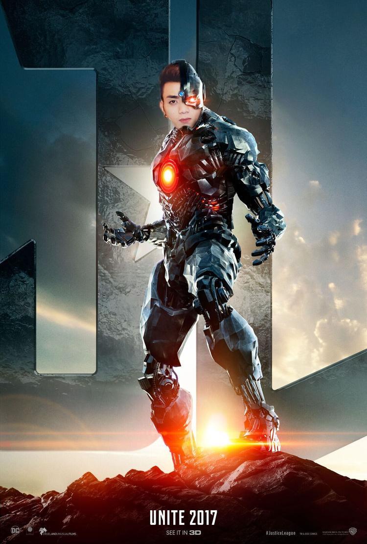 Soobin Hoàng Sơn và Cyborg có điểm gì giống nhau? Đây sẽ là ẩn số lớn cho các fan khám phá, giống như khán giả vẫn đang tìm hiểu về sức mạnh của Cyborg trong phim.