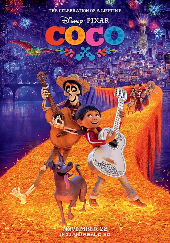 Phim hoạt hình Coco được dự đoán sẽ soán ngôi phòng Justice League.