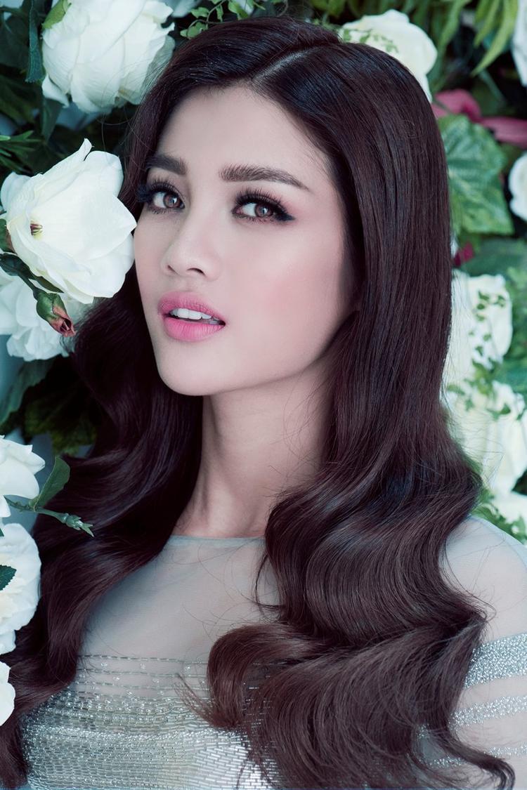 Từng lọt vào chung kết Hoa hậu Hoàn vũ Việt Nam mùa trước, Mỹ Duyên mang đến câu chuyện cảm hứng của chính mình tại cuộc thi.