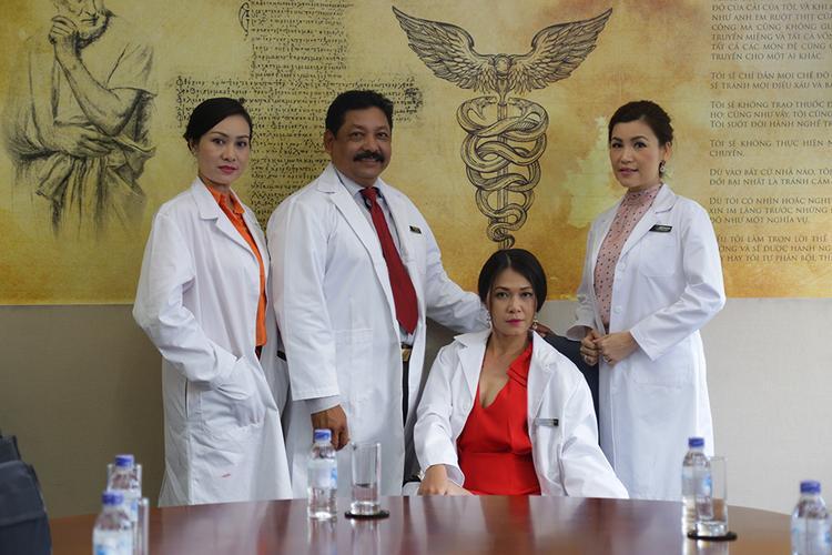 Giấc mơ Mỹ: Câu chuyện ý nghĩa về tình yêu, đề cao ngành y khoa
