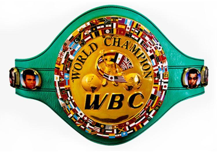 Đai vô địch WBC châu Á danh giá mà Trần Văn Thảo vừa sở hữu.