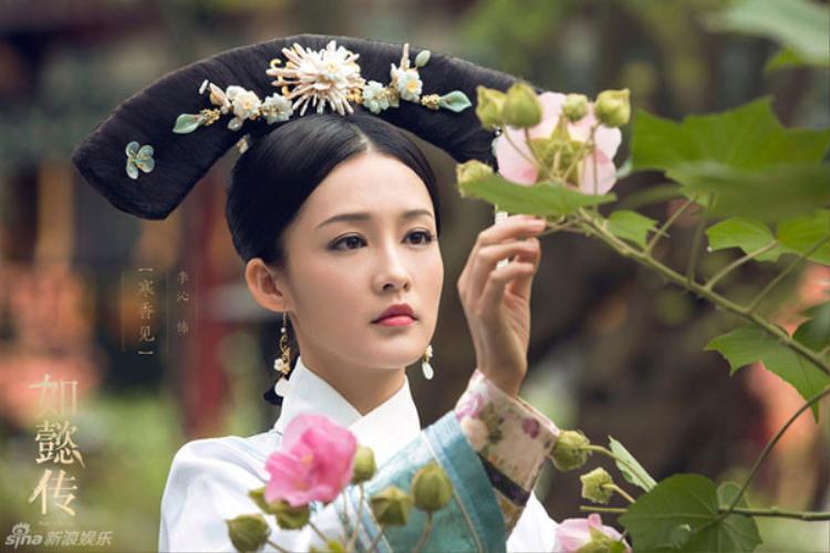 Nhân vật Hương Kiến do Lý Thấm thủ vai .
