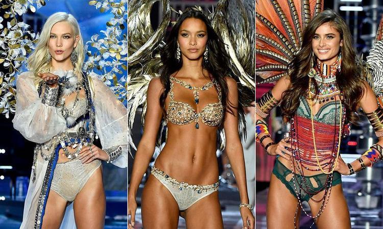 Victoria Secret vẫn kiên định với vóc dáng chuẩn mực của các thiên thần suốt bao năm qua.