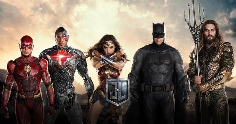 Ơn trời, cuối cùng doanh thu Justice League cũng nở hoa rồi