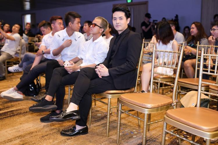 Ông Cao Thắng cũng có mặt trong buổi này.