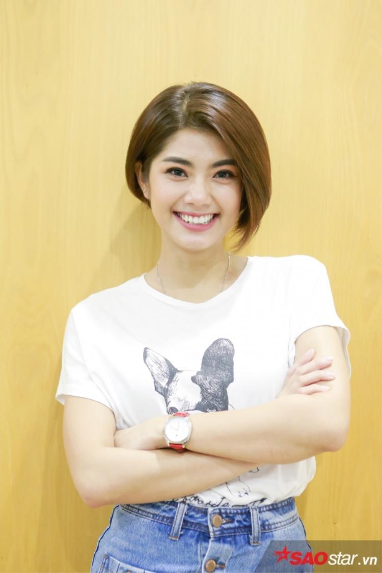 Đến với cuộc thi, Phương Linh mong muốn được giám khảo Khả Như thử thách để biết được thực lực của mình.