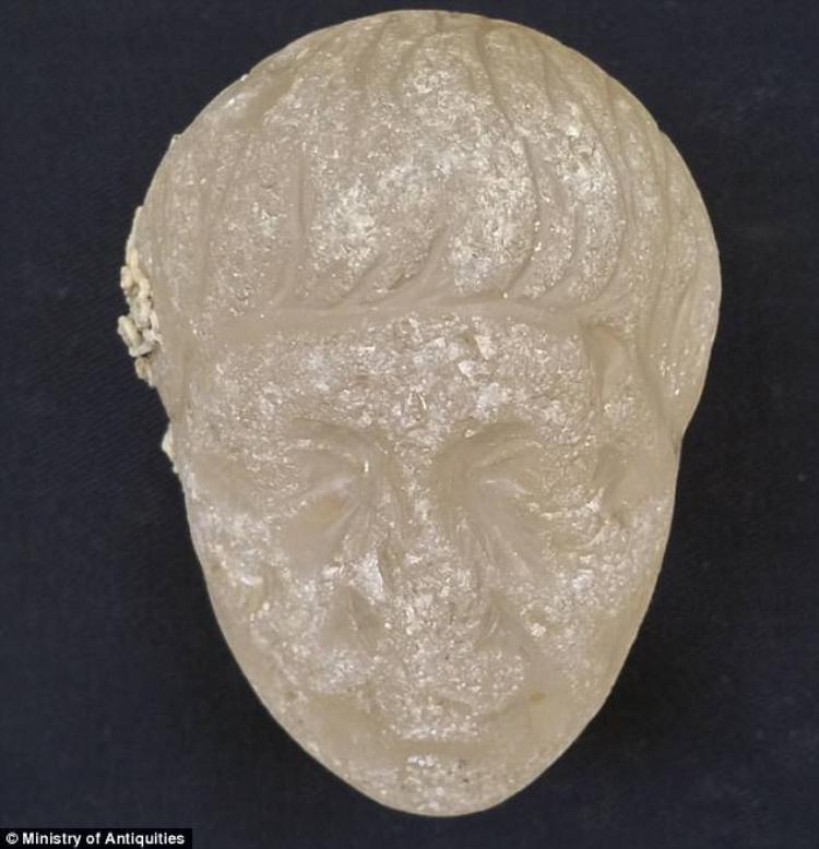 Bức tượng khắc họa hình ảnh thống chế La Mã Marcus Antonius.