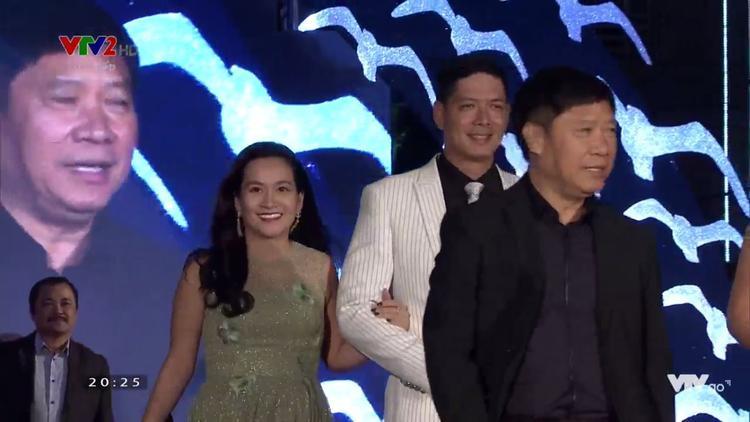 Vợ chồng Bình Minh - Anh Thơ.