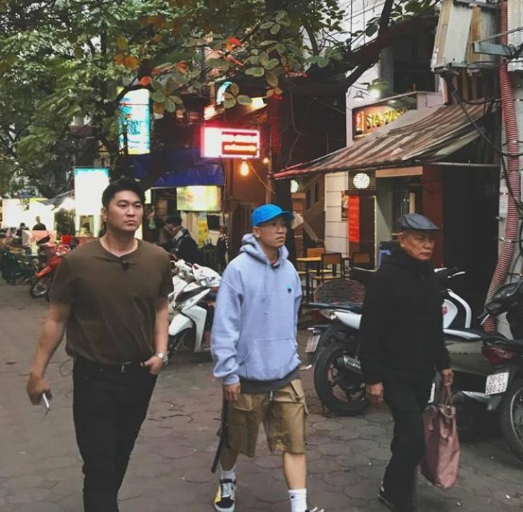Liệu bạn có nhận ra đây là con đường nào của Hà Nội?