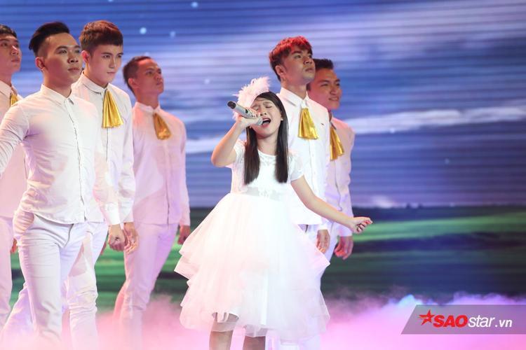 Giọng hát Việt nhí 2017 sẽ là hành trang tuổi thơ đáng nhớ trong cuộc đời của Ngọc Ánh.