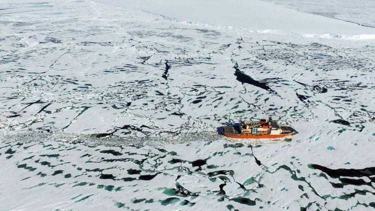 Vịnh Lutzow-Holm, Nam Cực