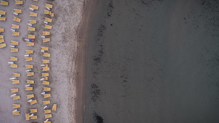Campo di Mare, Italy: Khu nghỉ mát nổi tiếng vào mùa hè, Campo di Mare gồm sáu vịnh trong đó có 5 bãi cát và 1 bãi biển mở ra biển Adriatic.