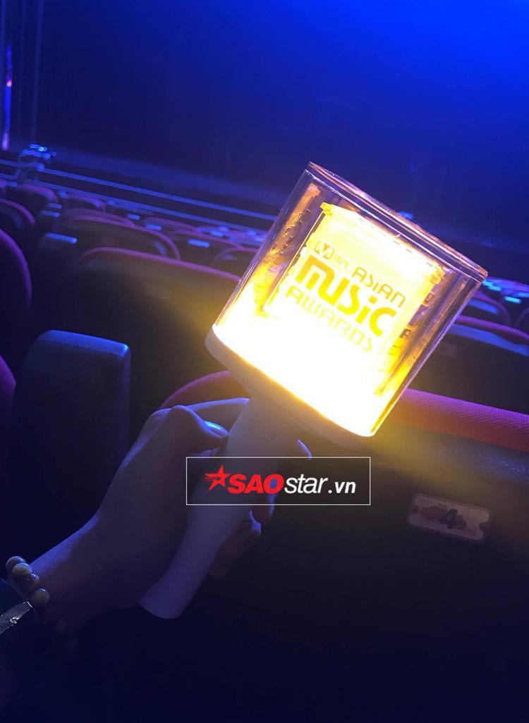 BTC MAMA 2017 tặng fan Lightstick siêu chất để cháy cùng dàn sao Việt  Hàn
