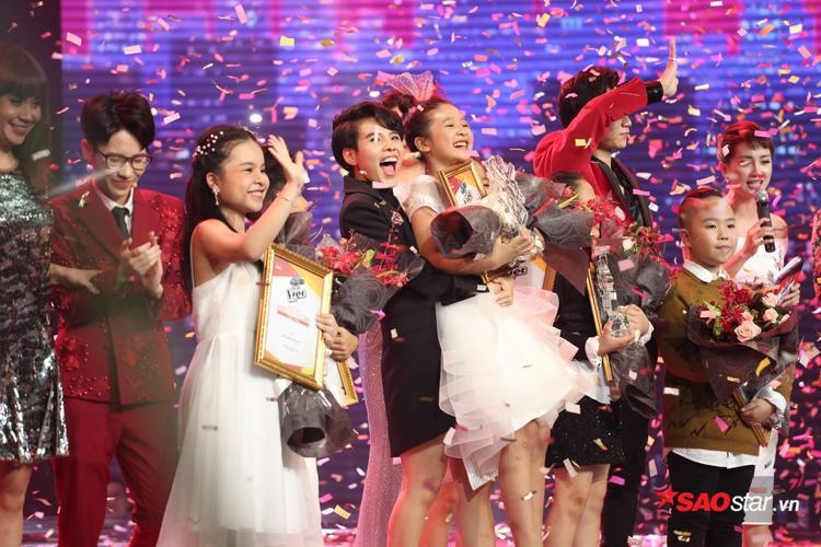 Sau khi đăng quang, Quán quân Ngọc Ánh trở về tiếp tục công việc học tập ở Học viện Âm nhạc Quốc gia Hà Nội.