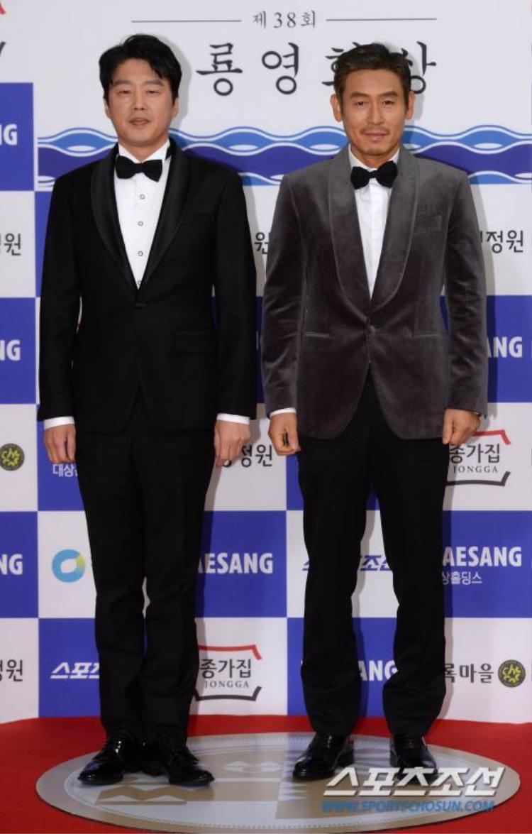 Bộ đôi bạn thân Kim Hee Won - Seol Kyung Gu