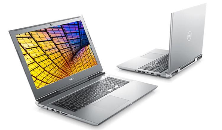 Thunderbolt 3, 2 cổng USB 3.1, với PowerShare, HDMI và VGA là các cổng kết nối có trên chiếc laptop này.