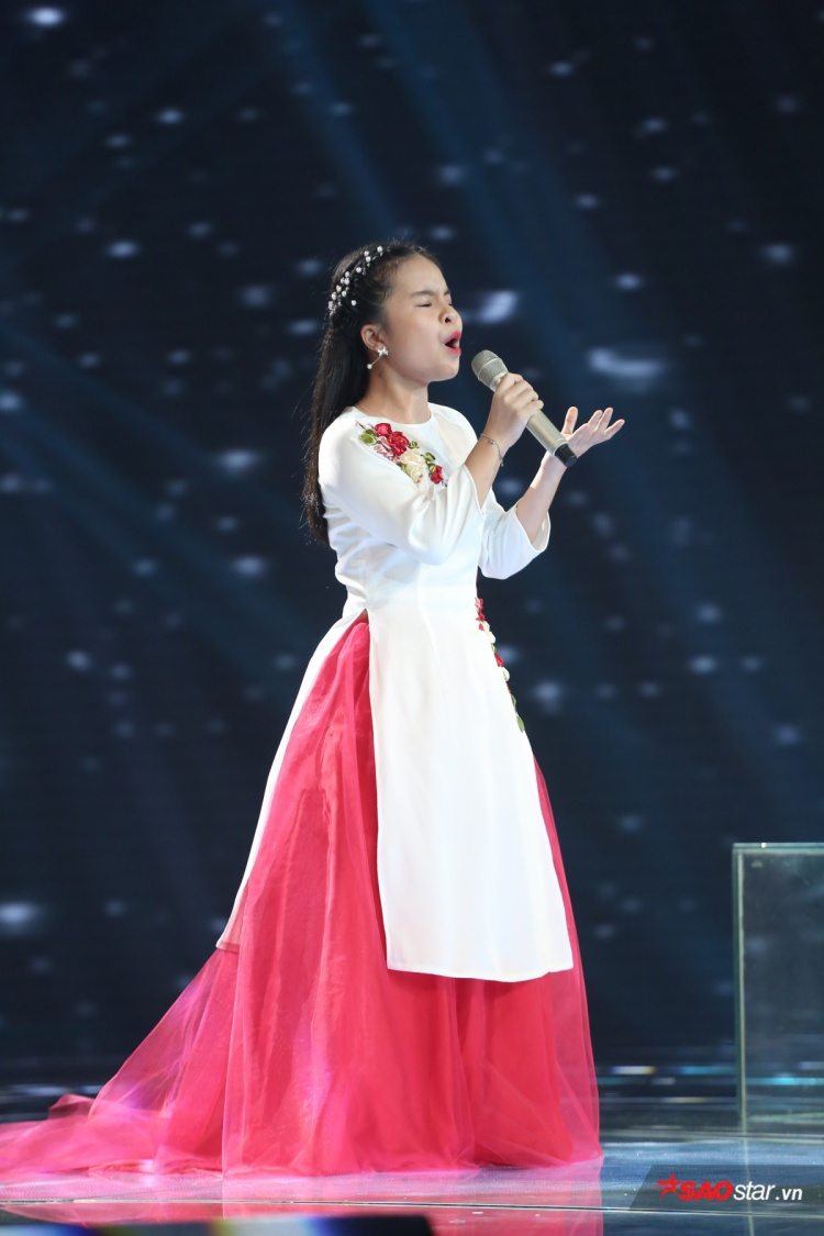 Adele nhí Ngọc Ánh đăng quang The Voice Kids 2017