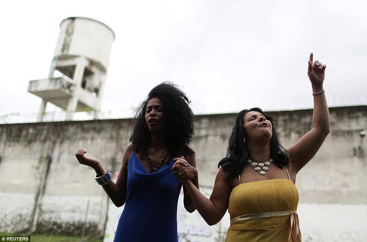 """Cuộc thi cũng là một cơ hội để các nữ tù nhân được tận hưởng """"không khí tự do"""" tuy ngắn ngủi nhưng rất đáng trân trọng."""