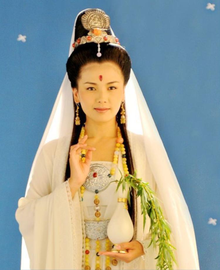Vai diễn Quan Âm đã phần nào đưa khán giả lại gần Lưu Đào hơn