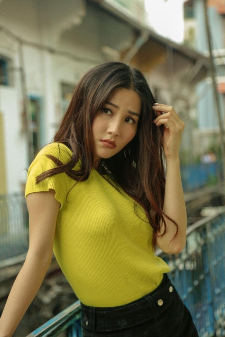 Diễm My 9x và duyên nợ 2 lần hợp tác diễn xuất trong tác phẩm và MV nhạc phim Cô Ba Sài Gòn.