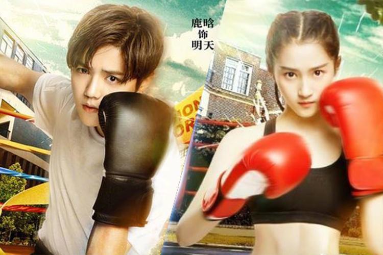 Điềm Mật Bạo Kích của Lộc Hàm và Quan Hiểu Đồng được fan săn đón nhiệt tình sau khi Lộc Hàm công khai bạn gái