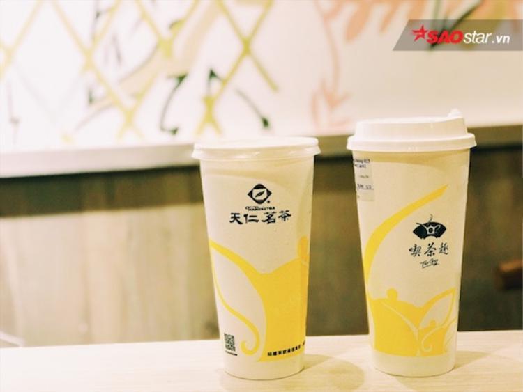 Thương hiệu trà sữa Đài Loan đang gây bão những ngày gần đây có gì hấp dẫn