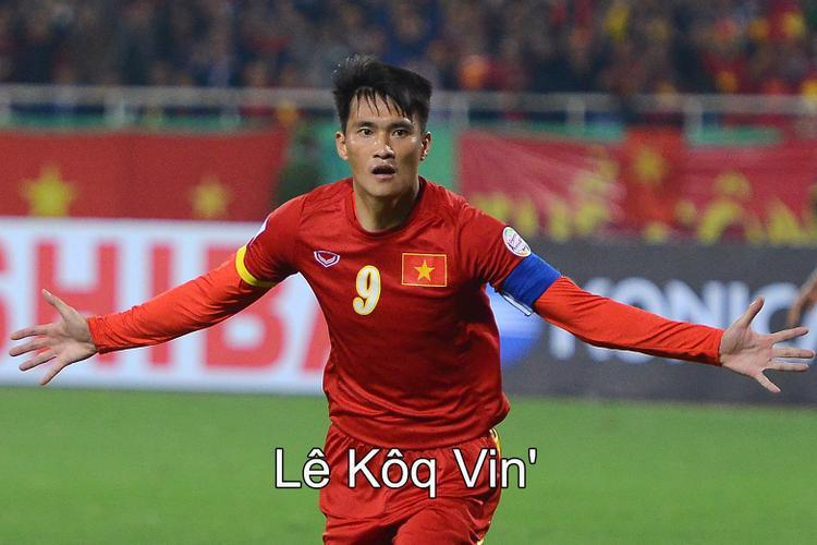 Gian nan đọc tên Công Phượng, Quế Ngọc Hải theo bảng tiếng Việt mới