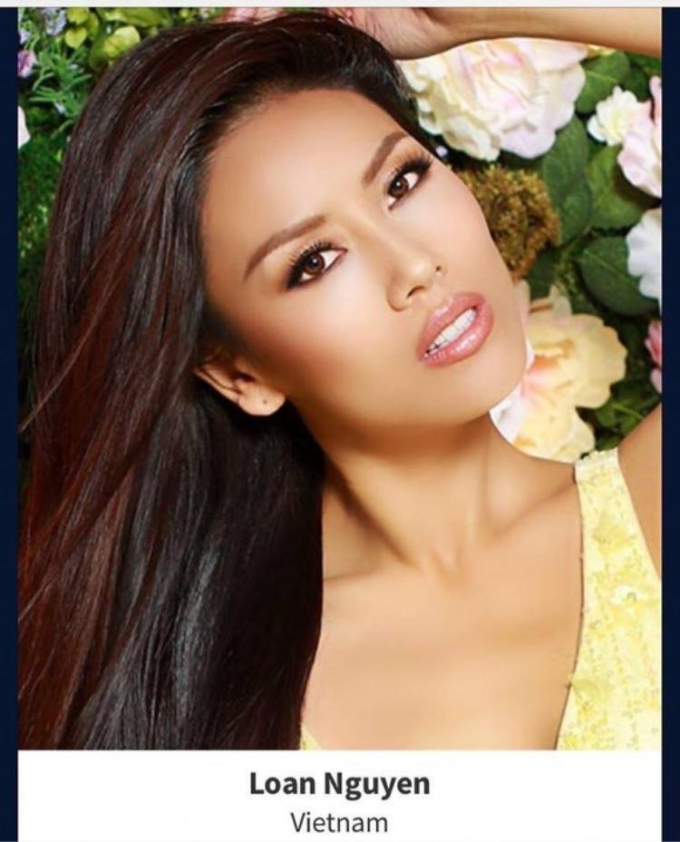 Chuyên trang sắc đẹp Global Beauties công bố 15 ảnh Glamshots đẹp nhất. Trong đó, Nguyễn Thị Loan vượt qua nhiều đối thủ đáng gờm khác khi được xếp ở vị trí thứ 9 trong bảng xếp hạng.