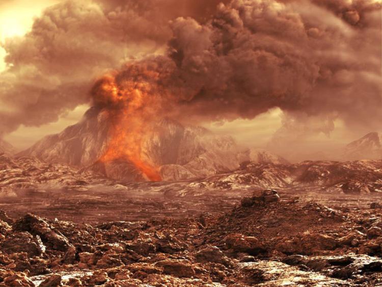 Tambora được mệnh danh là núi lửa chết chóc nhất thế giới.