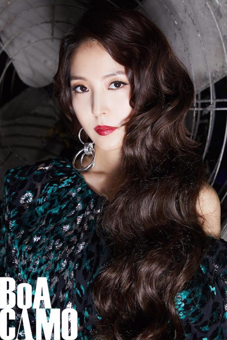 Màn trình diễn của Seventeen và Wanna One tại MAMA tối 29/11 sẽ mang đậm dấu ấn BoA.