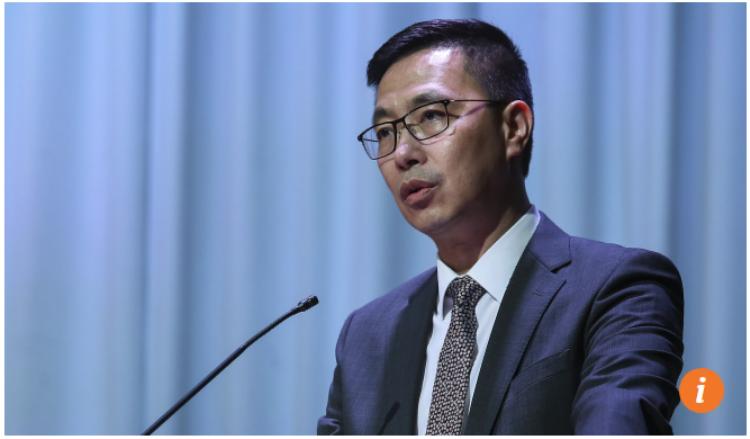 Ông Kevin Yeung Yun-hung cam kết sẽ không khoan nhượng trong sự việc này.