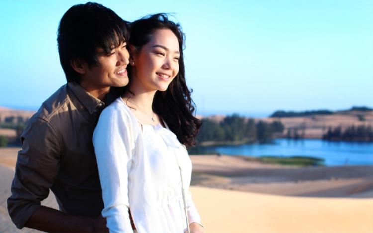 Diễn xuất cực chân thật và ăn ý cùng Minh Hằng đã giúp anh giành giải Nam diễn viên xuất sắc nhất.