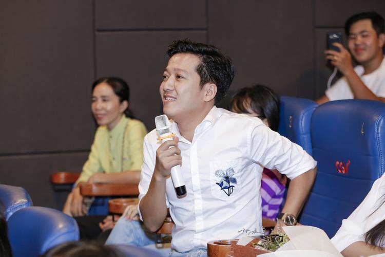 Được biết, Trường Giang là một trong những khách mời trong liveshowChờ ngườisắp tới của Tố My.