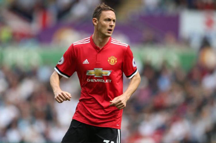 Matic là nhân tố quan trọng nơi tuyến giữa Man United ở mùa giải này.