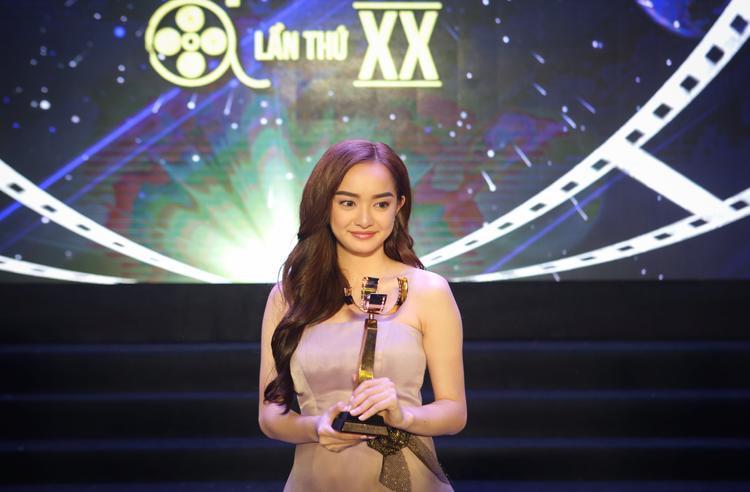 Kaity Nguyễn lên tiếng về giải thưởng Nữ chính xuất sắc, bất ngờ khi Kiều Minh Tuấn không có đề cử