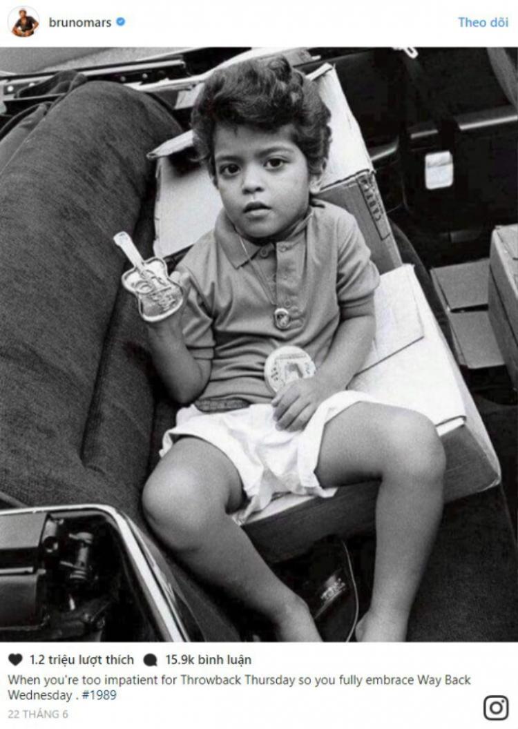 Bruno Mars vừa bị kiện vì một lý do không tưởng