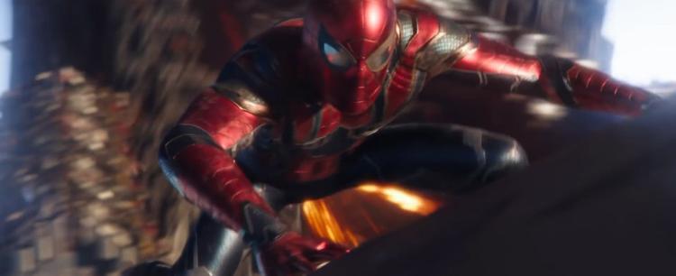 Trang phục mới của Spider Man