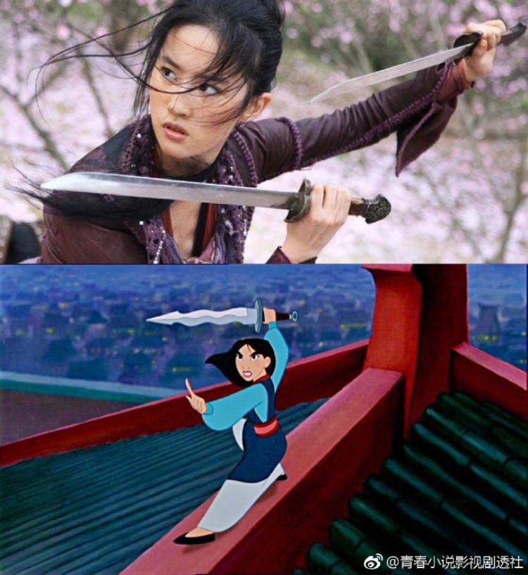 Shock: Độc dược phòng vé Lưu Diệc Phi là Hoa Mộc Lan trong phim Mulan của Disney